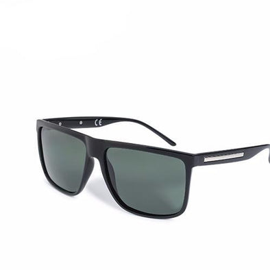 Large Square Polarized Sunglasses