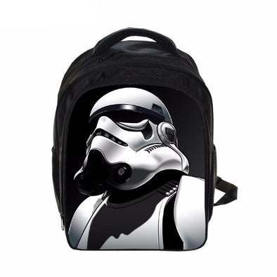 Star Wars Characters Backpacks - streetboyz