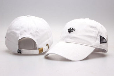 Diamond Design Embroidery Cap - streetboyz