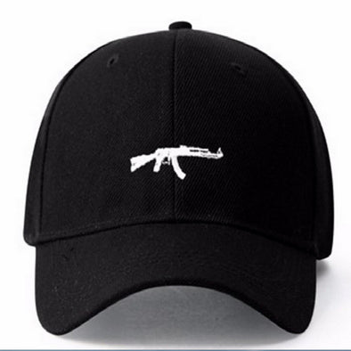 Embroidered Gun Cap - streetboyz