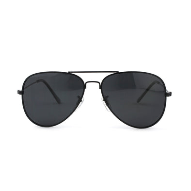 Polarized Reflective Aviator Sunglasses
