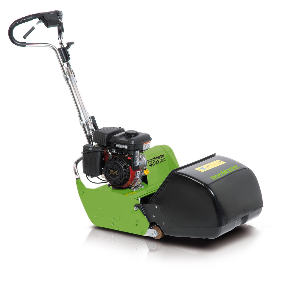 Lawnmaster 400 Twin Drive Reel