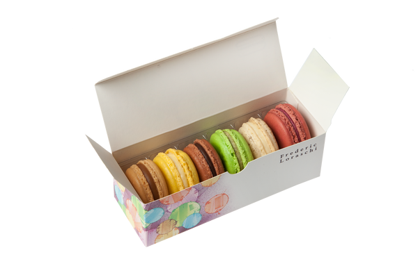 Macarons Gift Box 6-Piece