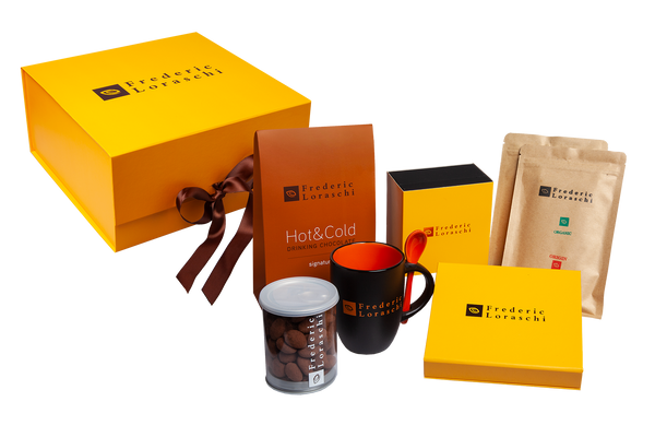Chef Frederic Exceptional Chocolate Gift Box