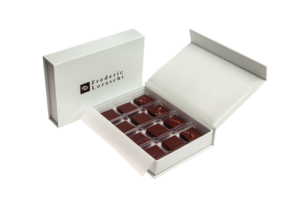 Origins Chocolate Gift Box 12-Piece