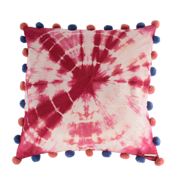 Batik Tie Dye Cushion cover- Design 4