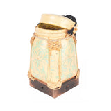 Bamboo Decorative Basket Box Small - Design 6