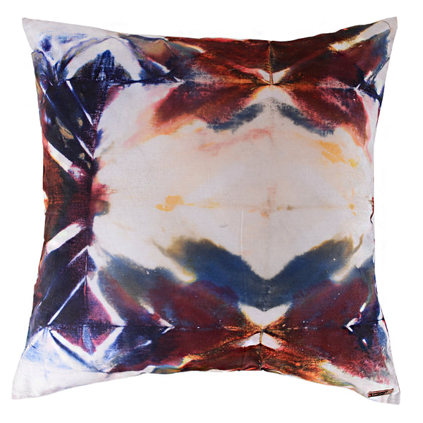 Shibori Cushion Cover - Cartwheel