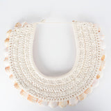 Timor Tribal Shell Necklace - Design A