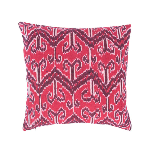 "Pua Kumbu Cushion Cover 16""x16"" - Design B"