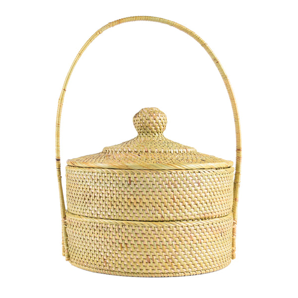 Two-Tier Rinago Storage Basket - Small