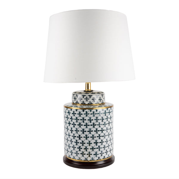 Porcelain Table Lamp 1