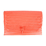 Penan clutch - mandarin Orange