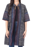Hmong Three Quarter Sleeve Jacket