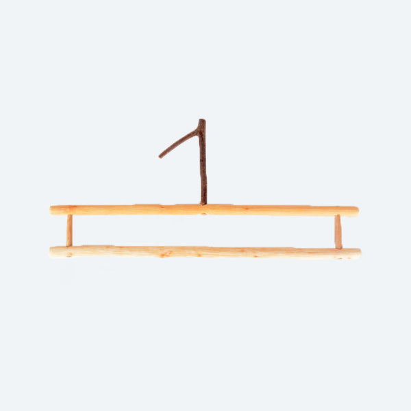 Wood Branch Hanger - Design 1