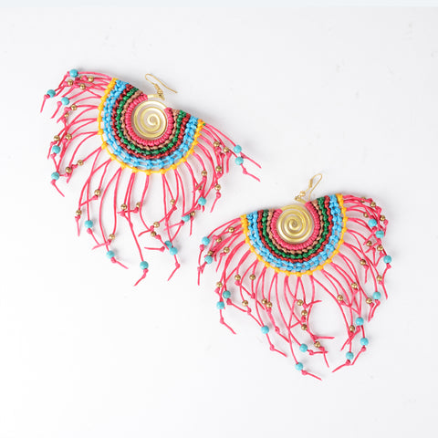 Tribal Earrings - Design 3
