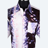 Batik Long Sleeve Shirt - Design 1