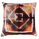 Shibori Cushion Cover - Whirlpool