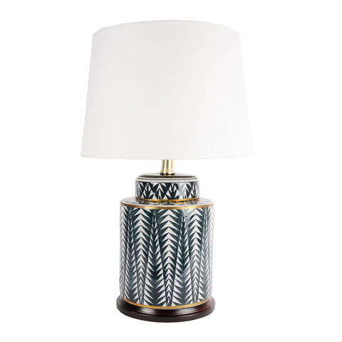 Porcelain Table Lamp 2