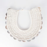 Timor Tribal Shell Necklace - Design G