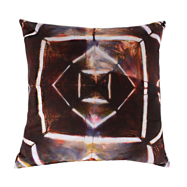 Shibori Cushion Cover - Arcturus