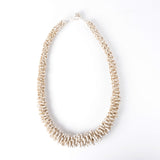 Sarawak Beads Short Necklace - Barley