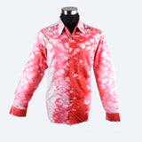 Batik Long Sleeve Shirt - Design 3