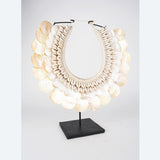 Timor Tribal Shell Necklace - Design B