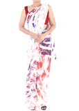 Shibori Abstract Saree 4