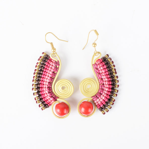Tribal Earrings -Design 4