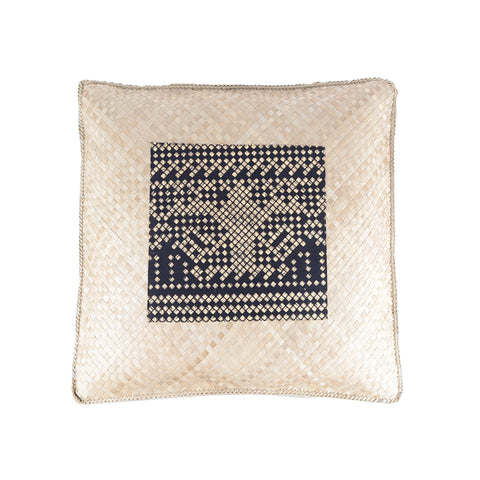 Hand Woven Square Pillow