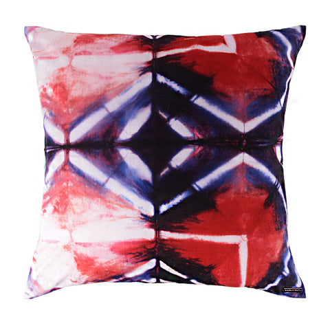 Shibori Cushion Cover - Rigel