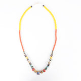 Sarawak Ceramic Beads Long Necklace - Design 1