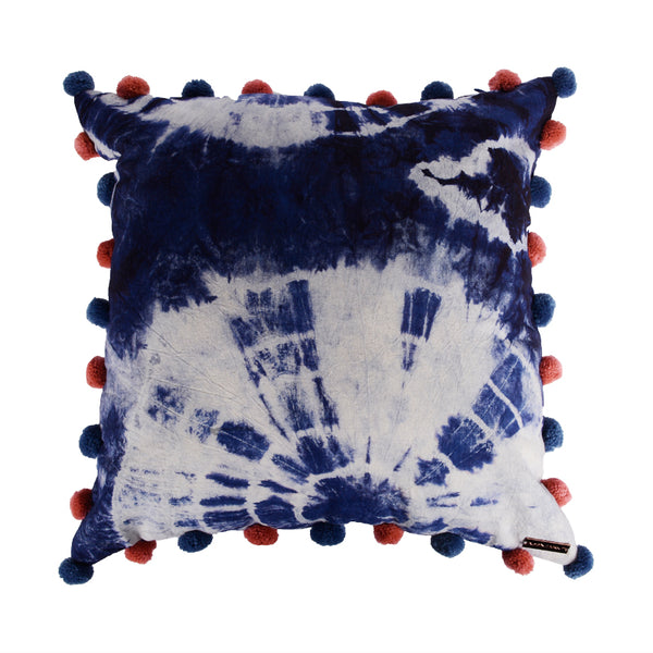 Batik Tie Dye Cushion cover- Design 2