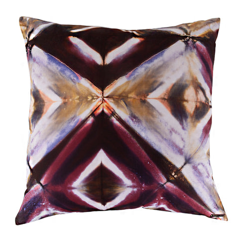 Shibori Cushion Cover - Procyon