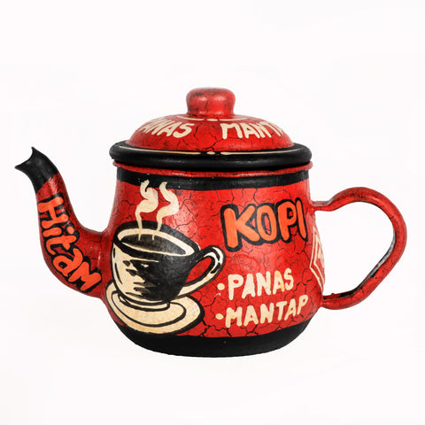 Pop Tea Pot - Design 5