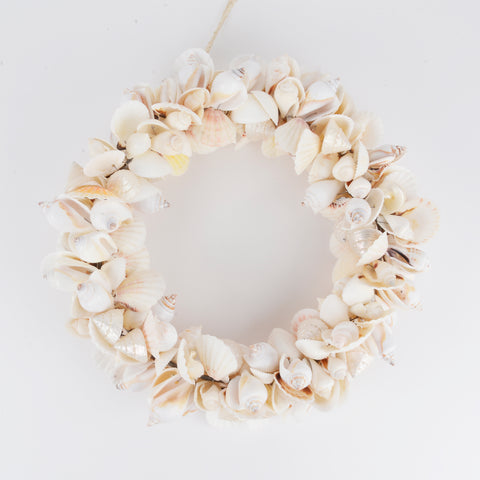Shell Wreath - Large