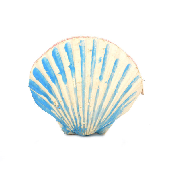Thai Rubber Note - Seashell Coin Purse (Design 2)