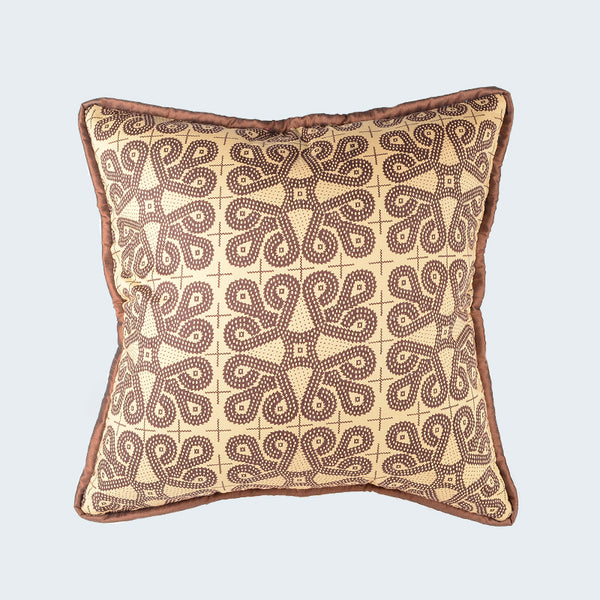 "Borneo Cushion Cover - Design F (20""x 20"")"