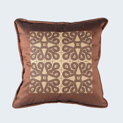 "Borneo Cushion Cover - Design G (20""x 20"")"