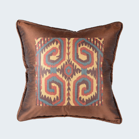 "Borneo Cushion Cover - Design H (20""x 20"")"