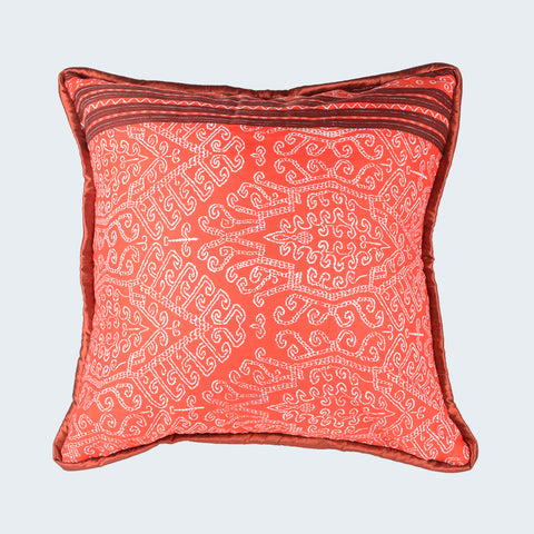 "Borneo Cushion Cover - Design I (20""x 20"")"