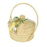 Two Tier Ribu-Ribu Hamper - Natural