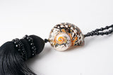 shell tassel - design A