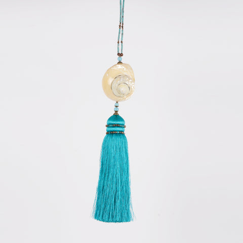 Shell Tassel - design H
