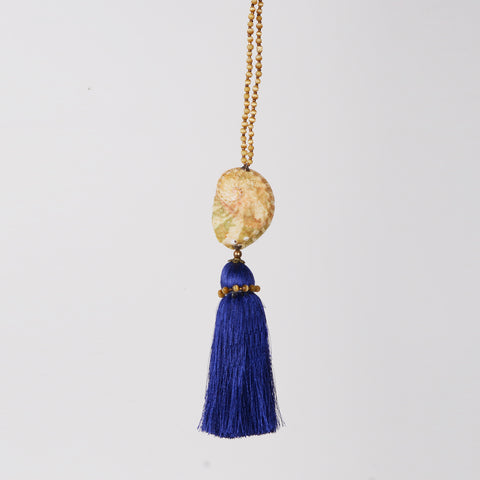 Shell tassel - design N