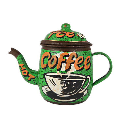 Pop Tea Pot - Design 1