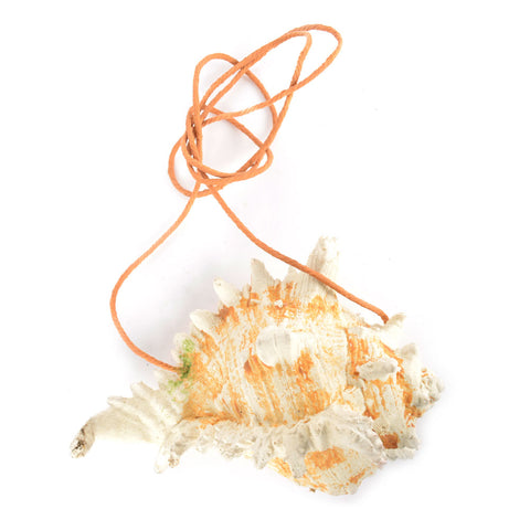 Thai Rubber Note - Seashell Slingbag (Design 2)