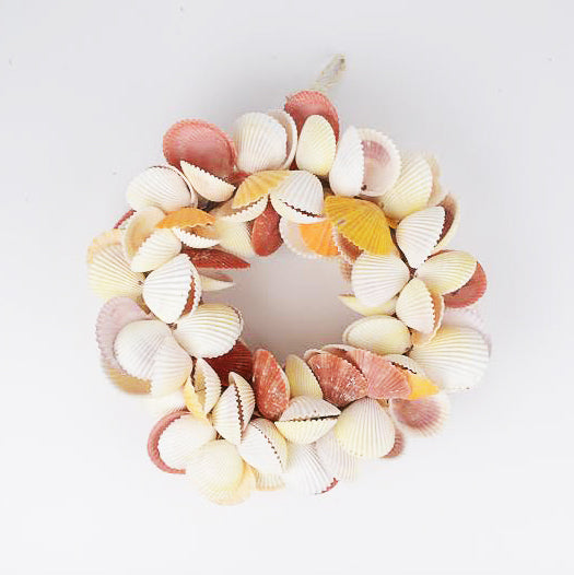 Shell Wreath - Medium