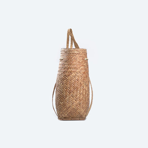 Open Barait Carry Basket Bag